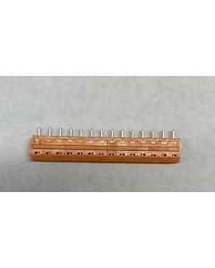CONN PCB HEAD (14 PIN), 292DN14
