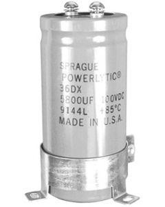 CAPACITOR 5800 MFD 100VDC
