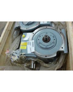 OMS Gear-box (24.55) RAL7000 (Indoor) R