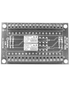 CARD RELAY ADD-ON 2PL 24V